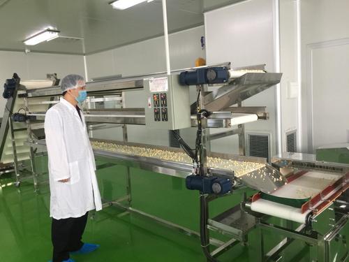 食品工程上的机械设备的卫生安全非常重要