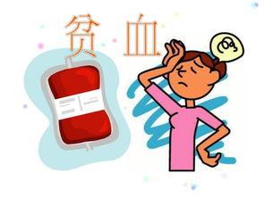 头昏眼花,贫血应该怎么补肽?